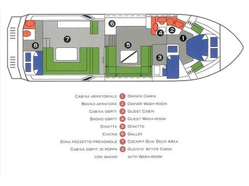 Piantoni 46 (Luigi) Plan image - 1