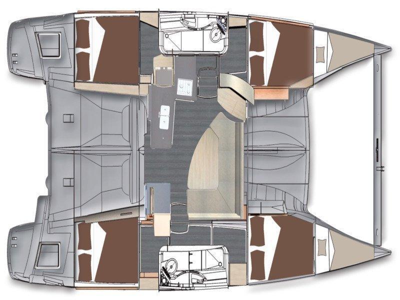 Lipari 41 (Cedro IV) Plan image - 1