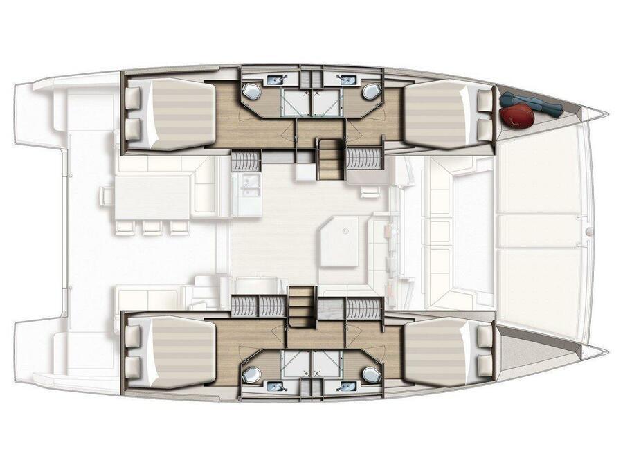 Bali 4.5 Capo d'Orlando Liberty (Liberty) Plan image - 5
