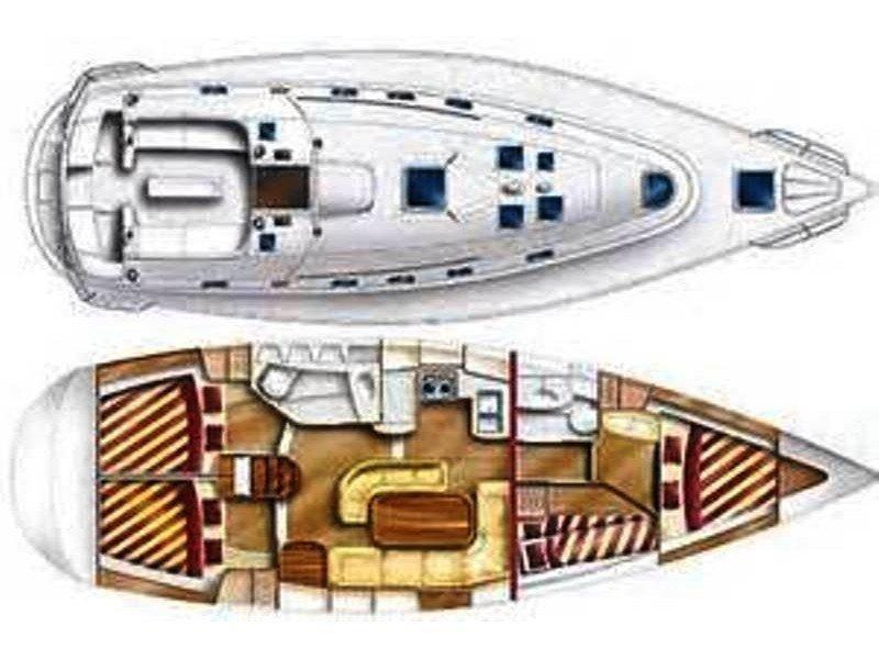 Gib Sea 43 (Armonia) Plan image - 1