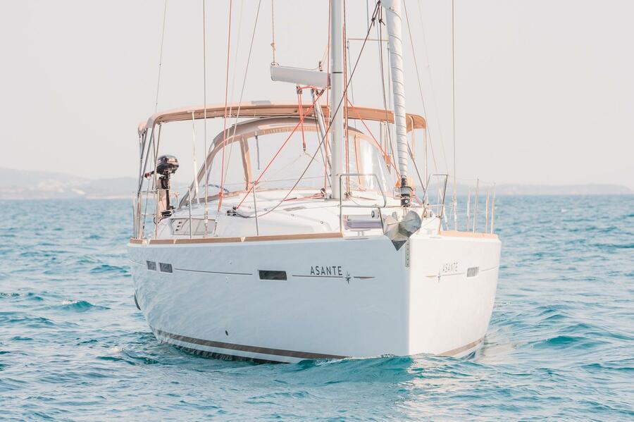 Sun Odyssey 449 (Asante)  - 59