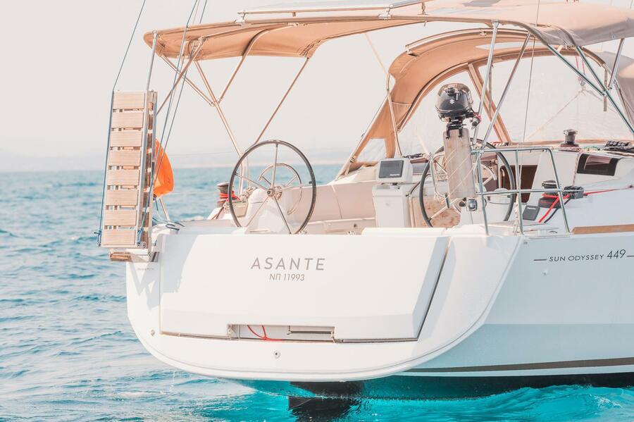Sun Odyssey 449 (Asante)  - 29