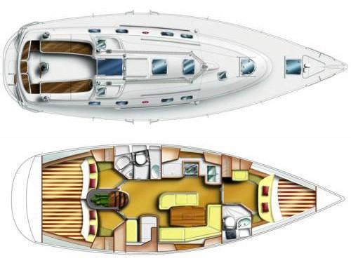 Gib Sea 41 (Leros) Plan image - 1