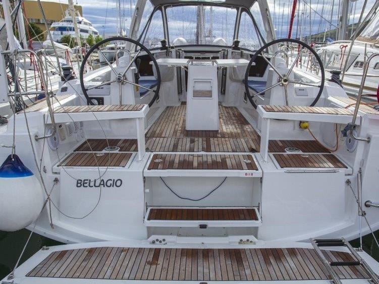 Oceanis 38.1 (Bellagio) Main image - 0