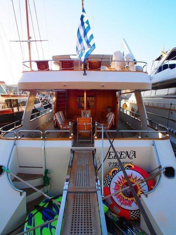 Perama Shipyards 102 (Elena)  - 14