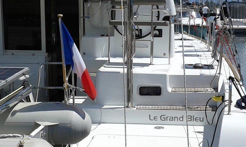 Lagoon 39 (Le Grand Bleu)  - 9