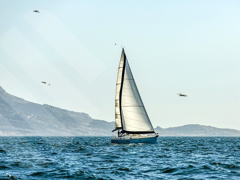 Oceanis 411 (Bill)  - 12
