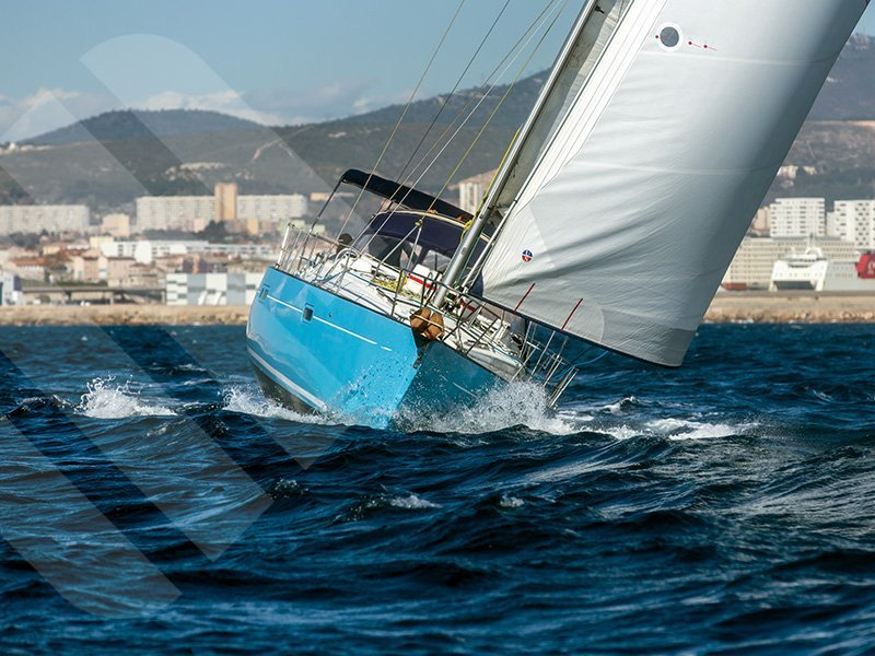 Oceanis 411 (Bill)  - 2
