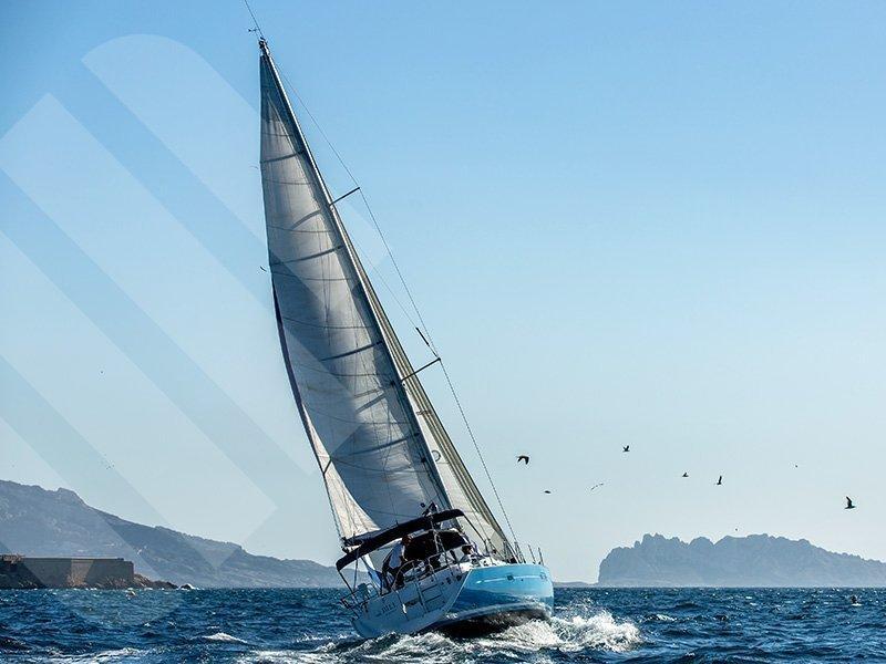 Oceanis 411 (Bill)  - 8