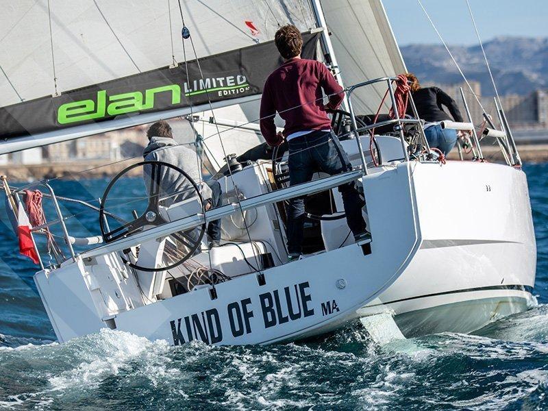 Elan S3 (Kind of Blue)  - 4