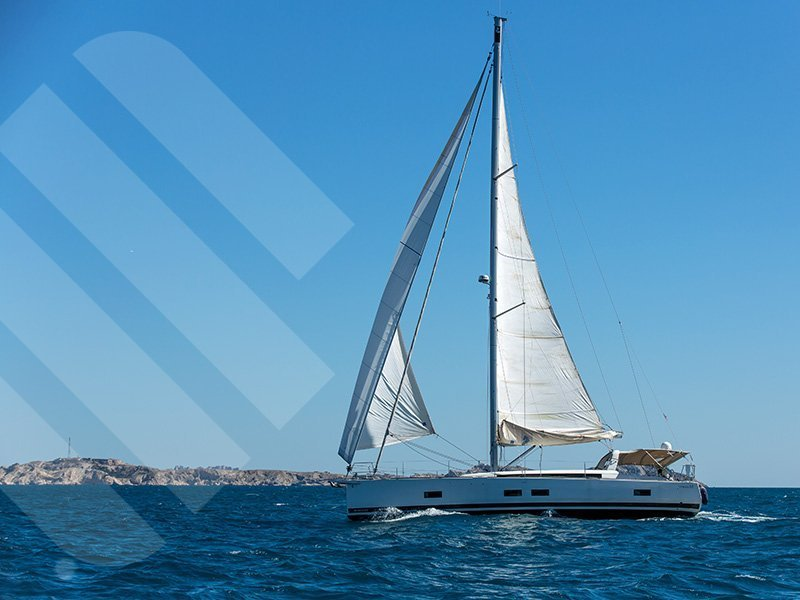 Oceanis 55 (Roxane)  - 2