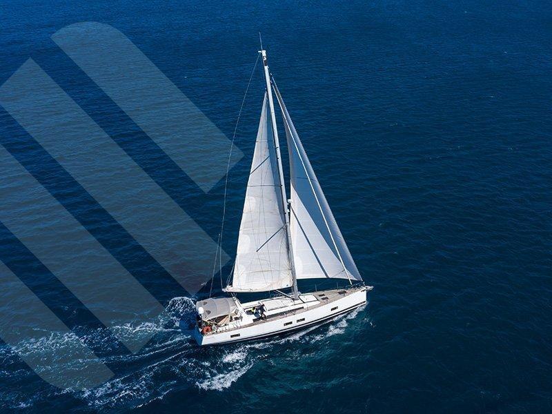 Oceanis 55 (Roxane )  - 11