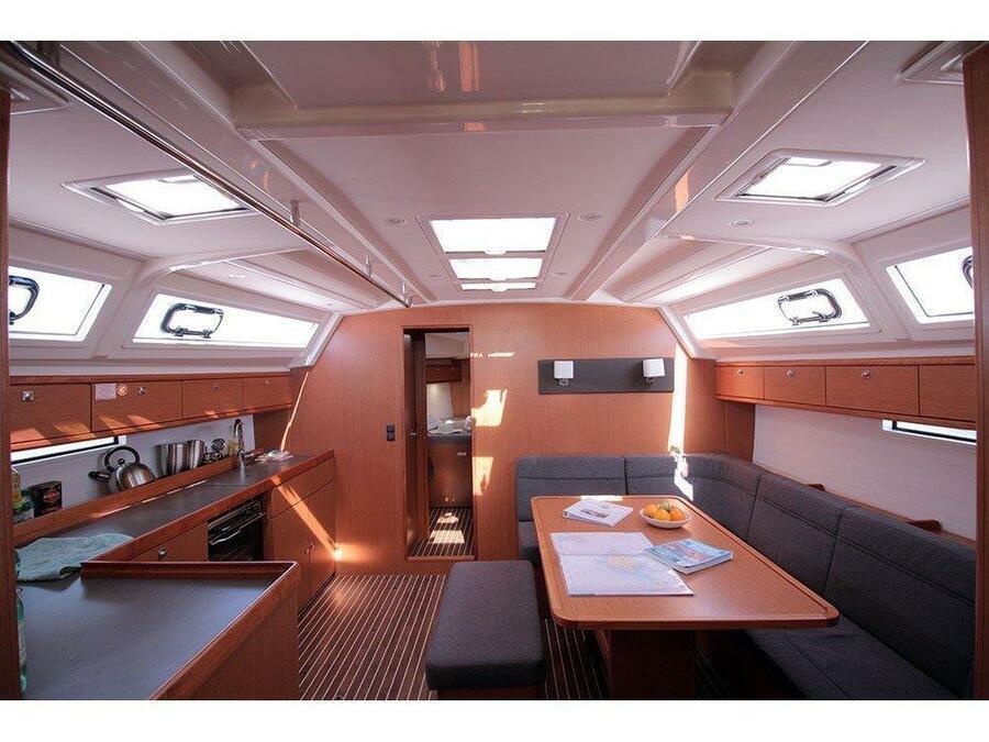 Bavaria Cruiser 46 C (Casino Royale) Interior image - 11