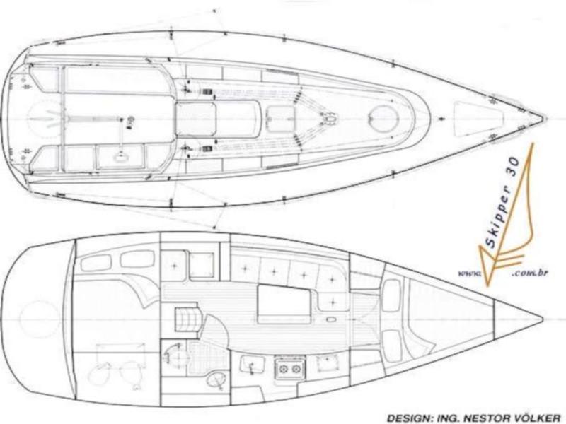 Skipper 30 (Paraiso) Plan image - 4
