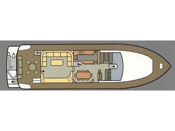 Ferretti 75 (Ferretti 75) Plan image - 5