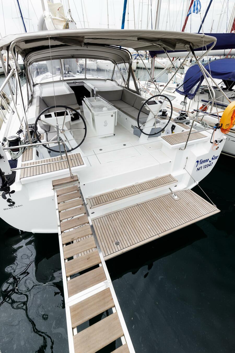 Oceanis 51.1 (Viennastar)  - 10