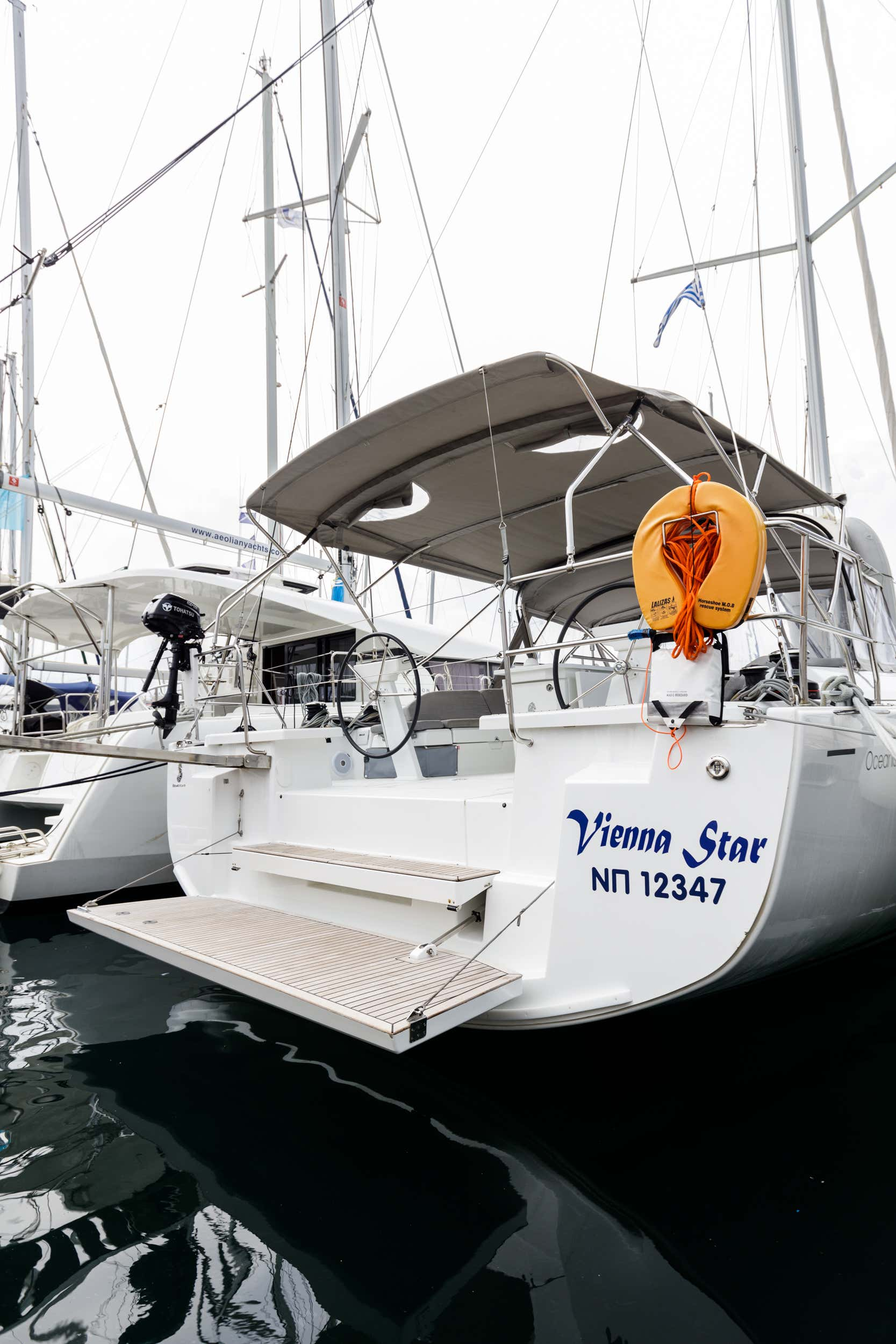Oceanis 51.1 (Viennastar)  - 22