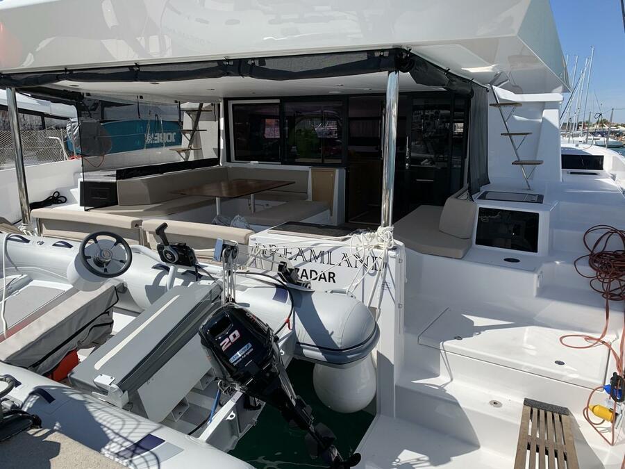 Dufour Catamaran 48 (Dreamland) Main image - 0