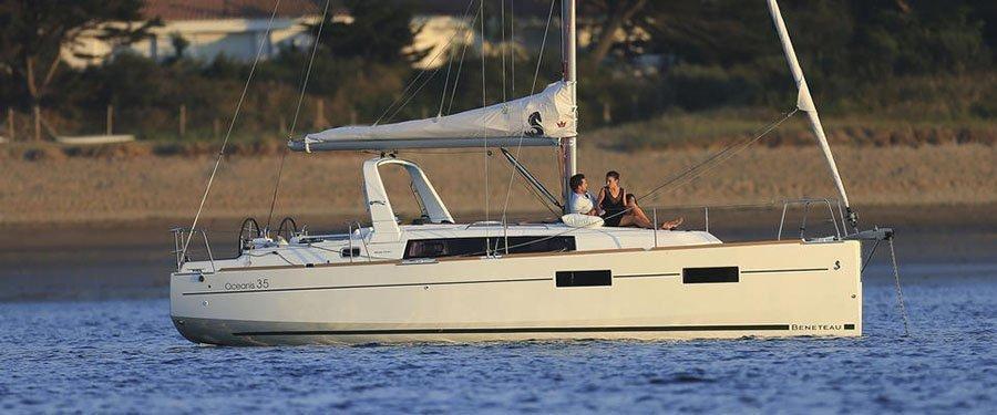 Oceanis 35 (Minta) Anchor - 4