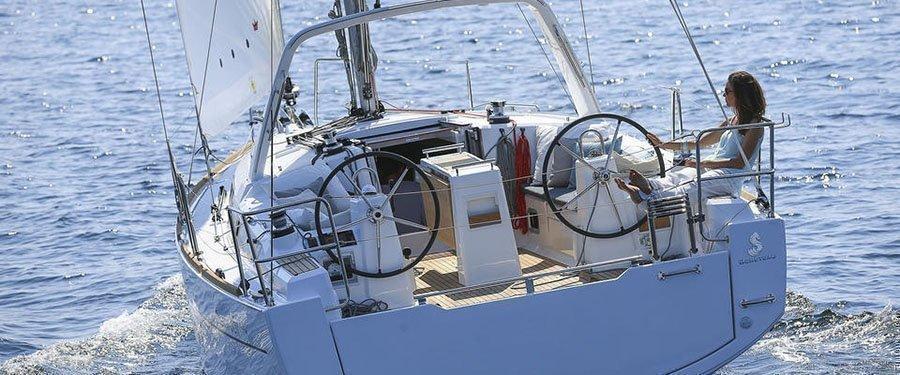 Oceanis 35 (Minta) Sailing - 29