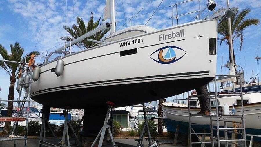 Bavaria Cruiser 41 (Fireball)  - 8