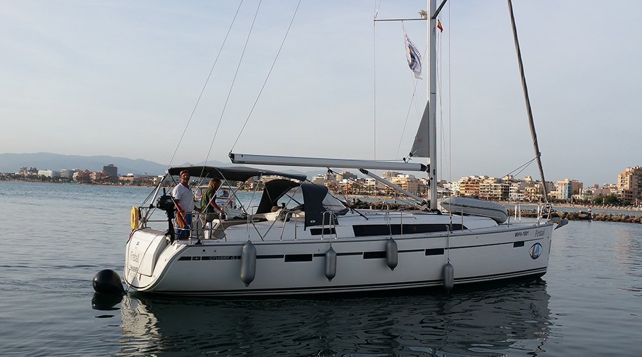 Bavaria Cruiser 41 (Fireball)  - 1