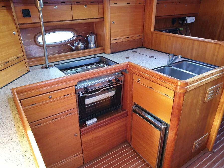 Bavaria Cruiser 50 (Naxia)  - 15