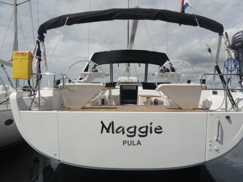 Hanse 575 (Maggie)  - 13