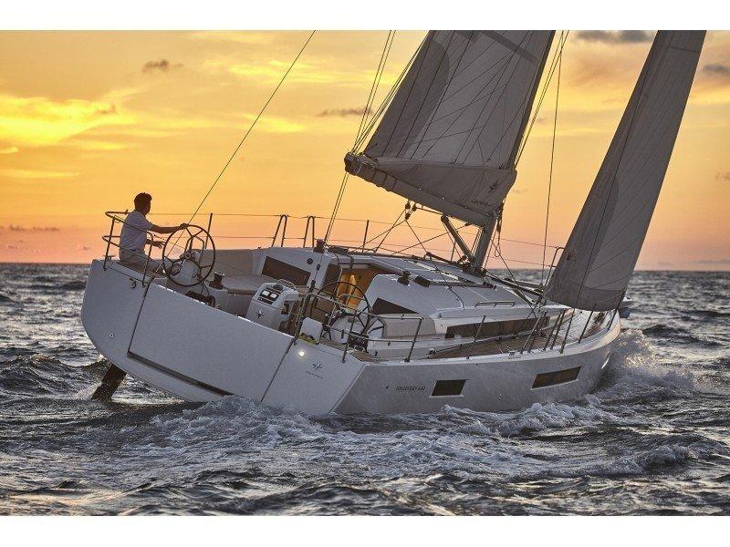 Sun Odyssey 440 (Carlyle) Main image - 13