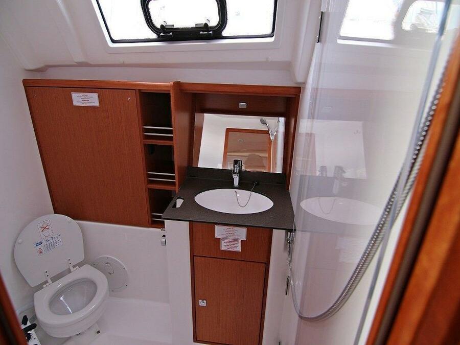 BAVARIA C 41 BT (REBECCA) Interior image - 15