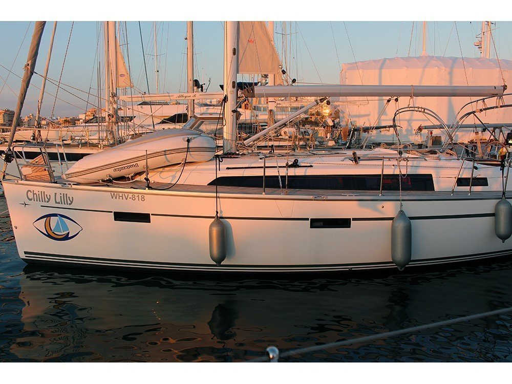 Bavaria Cruiser 37 6 (Chilly Lilly) Main image - 0