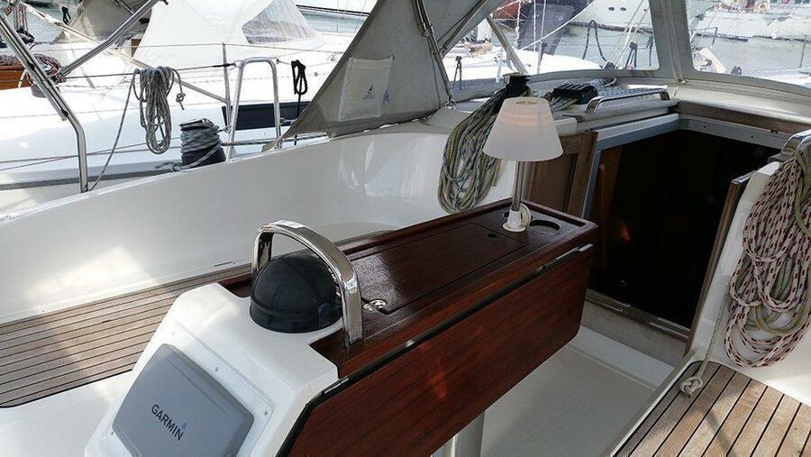 Bavaria Cruiser 37 6 (Chilly Lilly)  - 14