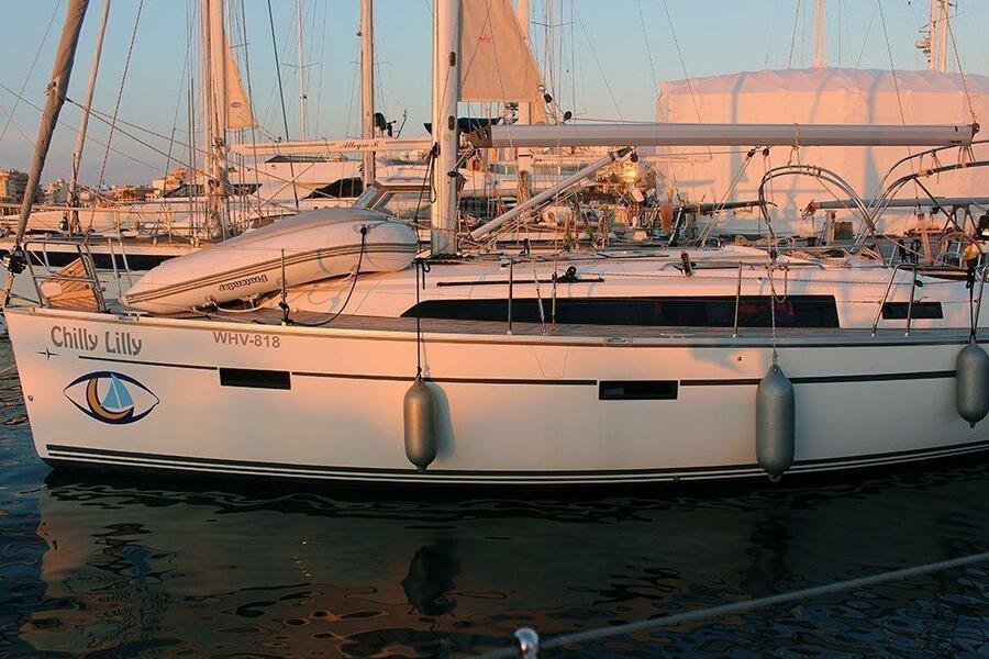 Bavaria Cruiser 37 6 (Chilly Lilly)  - 5