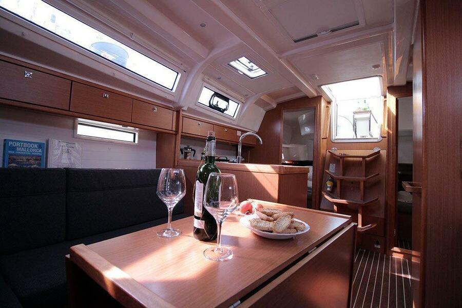 Bavaria Cruiser 37 6 (Chilly Lilly)  - 11