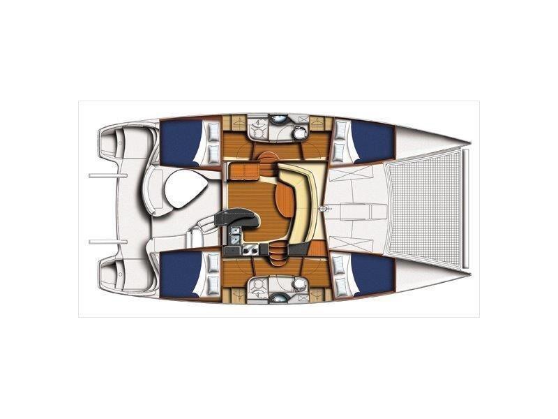 Leopard 40 (Nevet) Plan image - 1