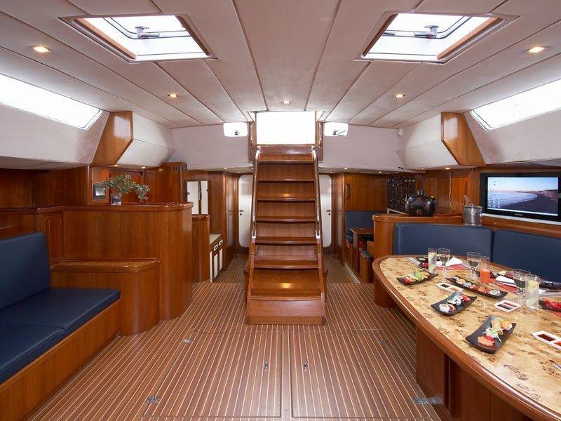 Sail boat (Noheea) Interior image - 9
