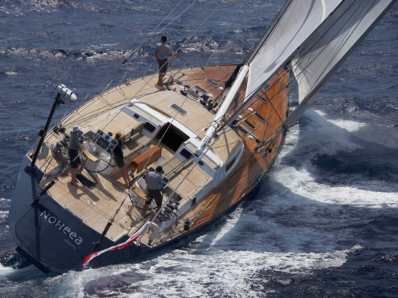 Sail boat (Noheea)  - 11