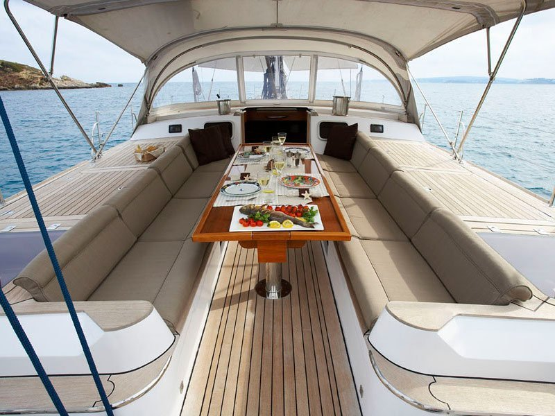 Sail boat (Noheea)  - 5