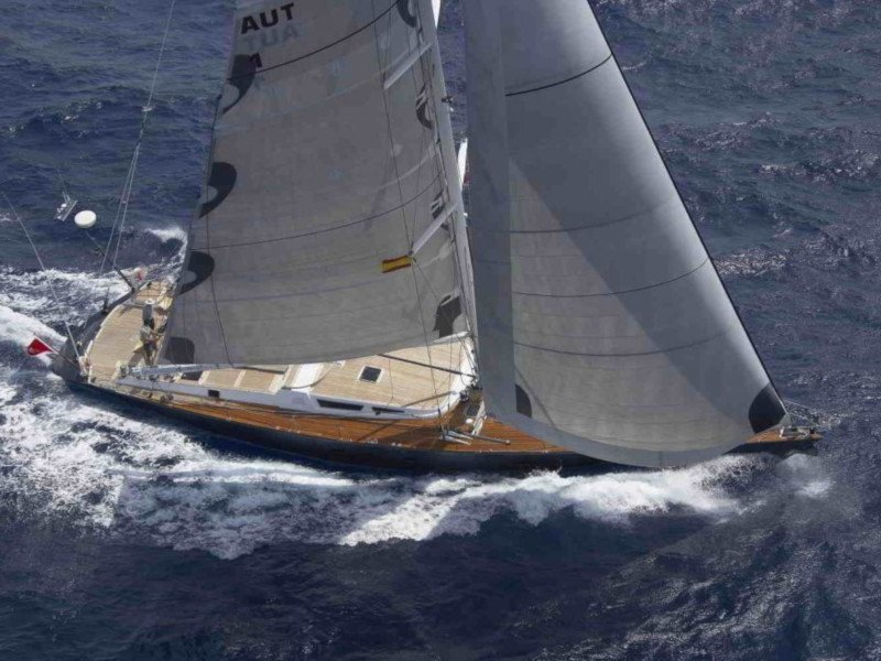Sail boat (Noheea)  - 1