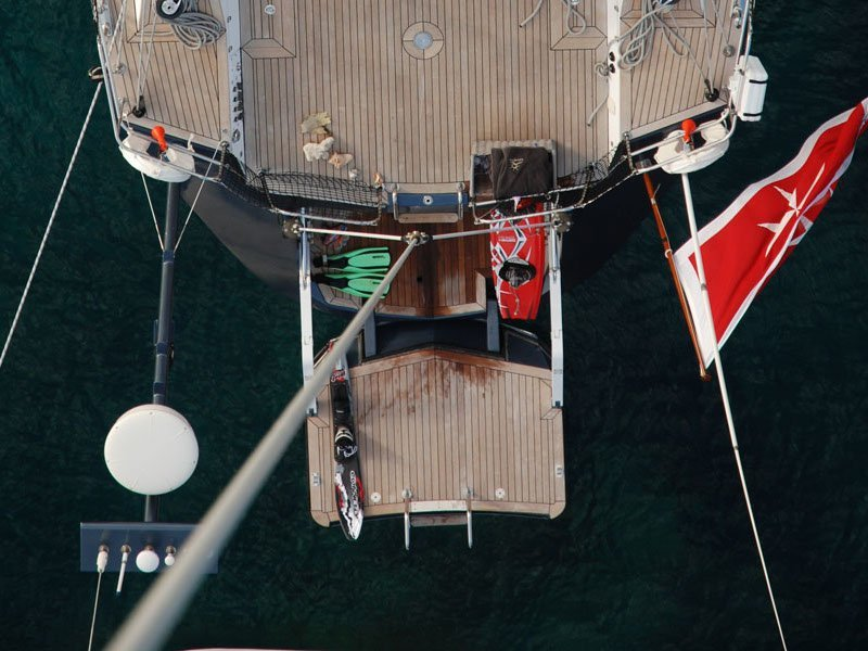 Sail boat (Noheea)  - 15