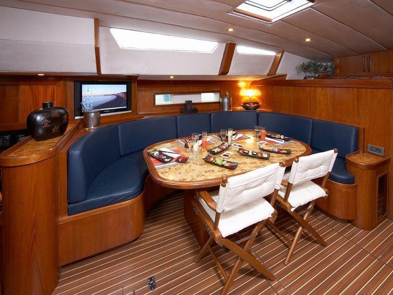 Sail boat (Noheea)  - 12