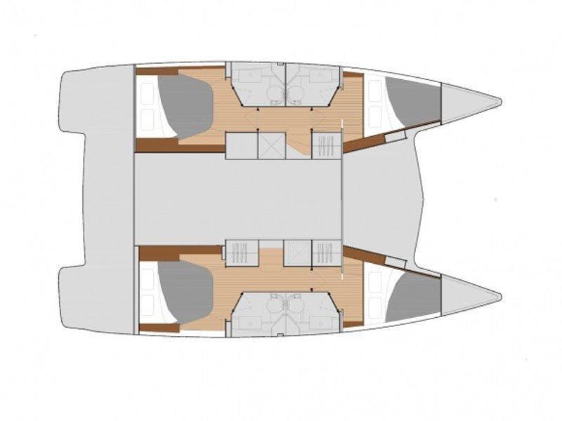 Lucia 40 (Cassopea) Plan image - 3