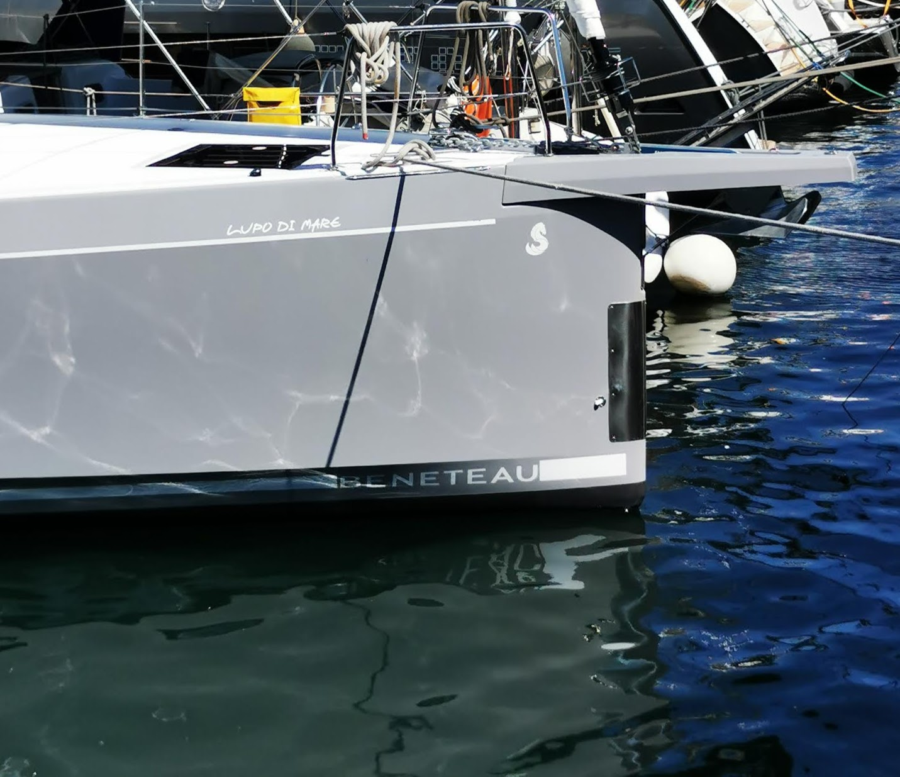 Oceanis 51.1 (Lupo Di Mare)  - 2
