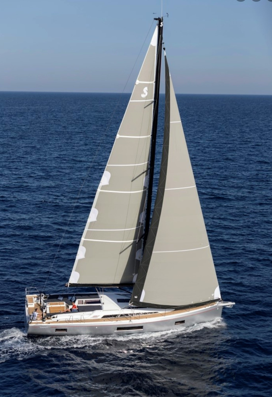 Oceanis 51.1 (Lupo Di Mare)  - 13