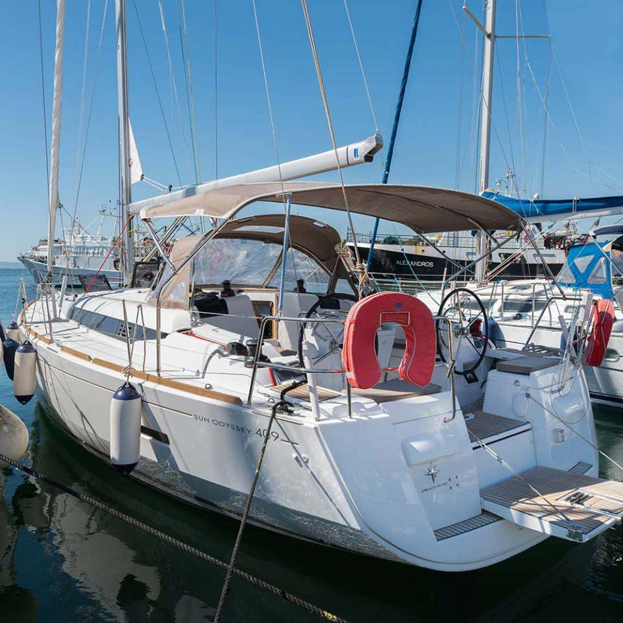 Sun Odyssey 409 (Calypso)  - 1