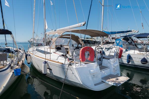 Sun Odyssey 409 (Calypso)  - 8
