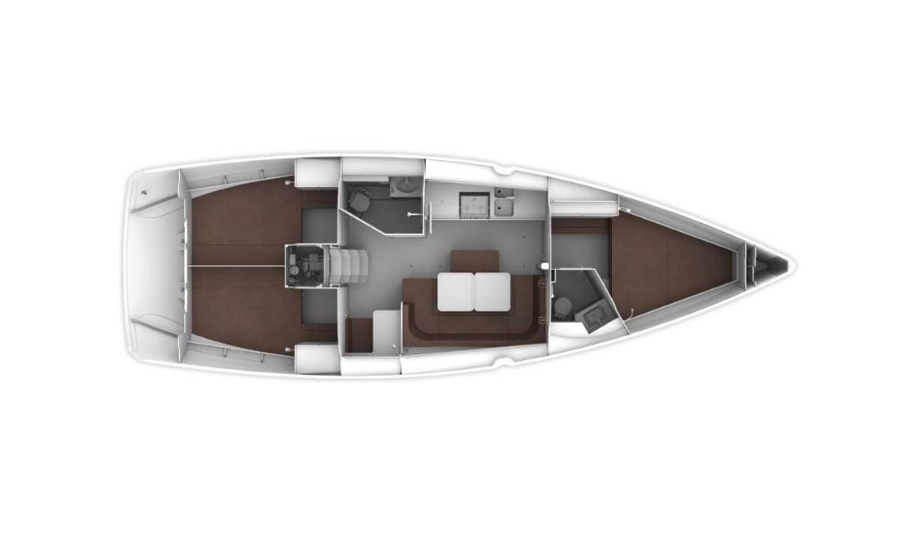 Bavaria Cruiser 41 (FORKYS)  - 4
