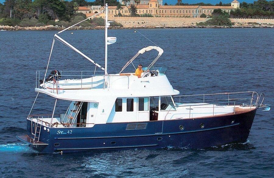 Beneteau S. Trawler 42 (Podatok)  - 16