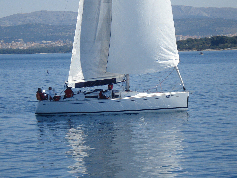 Grand Soleil 37 R (Sportski Vuk)  - 11