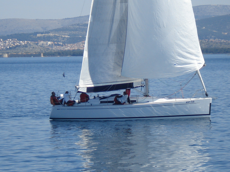 Grand Soleil 37 R (Sportski Vuk)  - 6